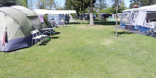Autovrije plaatsen vanaf plaats 202, camping de Kienehoef