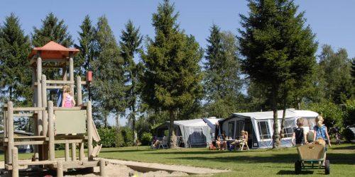 Autovrijeplaatsen kampeerplaatsen Kienehoef