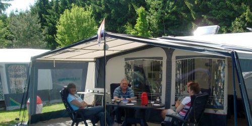 Kamperen in het Brabantse Sint-Oedenrode