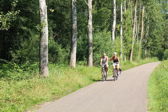 Heerlijk fietsen in de omgeving van de Kienehoef