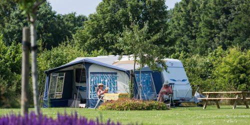 Kamperen op de Kienehoef in Sint-Oedenrode