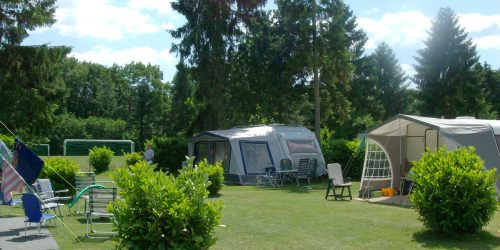 Kamperen op de Kienehoef, kampeerplaats 161 t/m 163