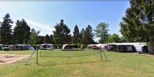 Autovrij kampeerveld